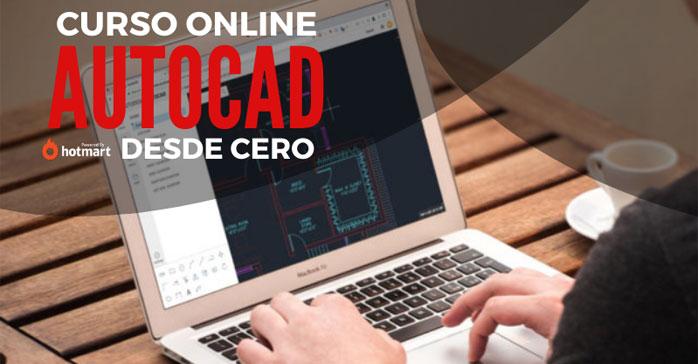 Curso online Autocad desde cero