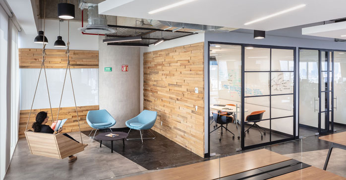 Oficinas WPP México / Contract Workplaces