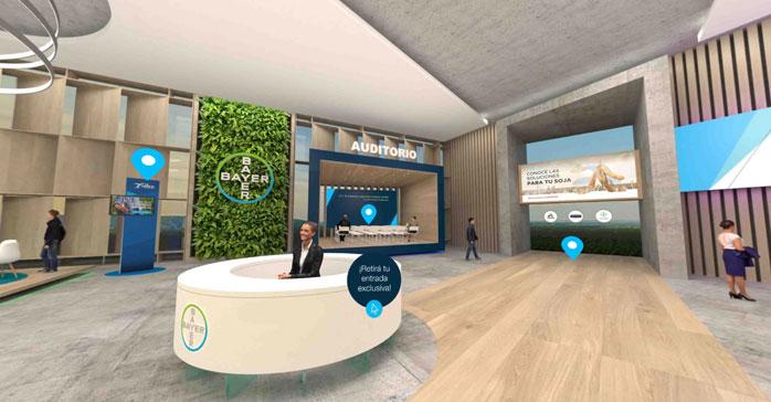 ARTEK realiza eventos, ferias y congresos masivos virtuales mediante plataforma tecnológica única en el país