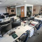 ¿Cómo son las oficinas de la nueva normalidad?