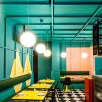 Restaurante Las Chicas, Los Chicos y Los Maniquís / EL EQUIPO CREATIVO