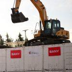 Sany lidera el mercado chino de fabricación de maquinarias