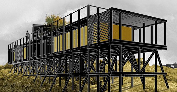 Curso Técnica de presentación para proyectos arquitectónicos