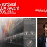 Un estudiante de arquitectura chileno elegido como uno de los 10 ganadores regionales en el concurso VELUX Award 2020