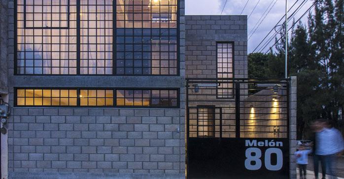 Vivienda Melón / Sin Título Arquitectura