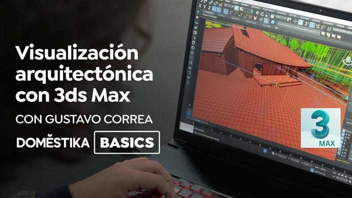 Curso Visualizacion Arquitectonica con 3D Studio Max