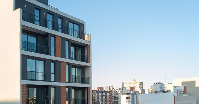 Edificio Bonjo V / Moirë Arquitectos
