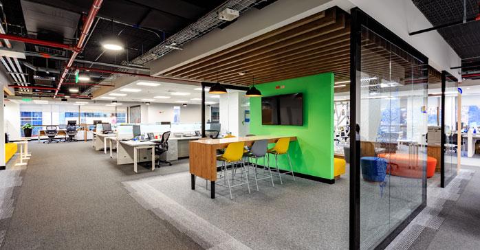 Oficinas CortevaAgriscience / Contract Workplaces