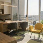 Oficinas Logistel / Estudio Cebra