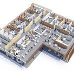 Residencia para la tercera edad Villaggio Santa Elisabetta / PINEARQ