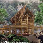 Resultados del Concurso Internacional de Arquitectura Centro Conservacion Amazonas