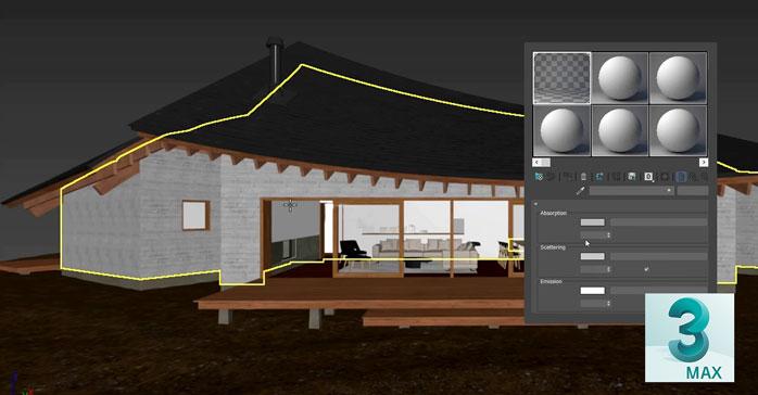 Curso Visualización arquitectónica con 3ds Max y Corona Renderer desde cero