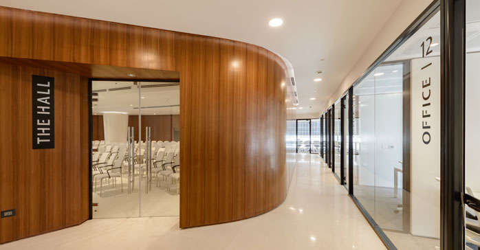 Edge Innovation Center / YLAB Arquitectos