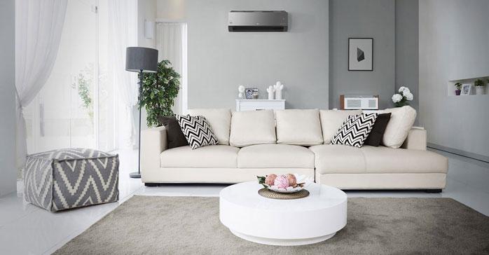 """LG invita a """"Cambiar de aire"""": nuevos equipos de aire acondicionado Dual Cool y Art Cool"""