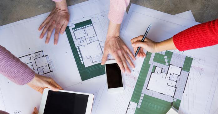 Oferta laboral: Estudiante avanzado/a para estudio de arquitectura
