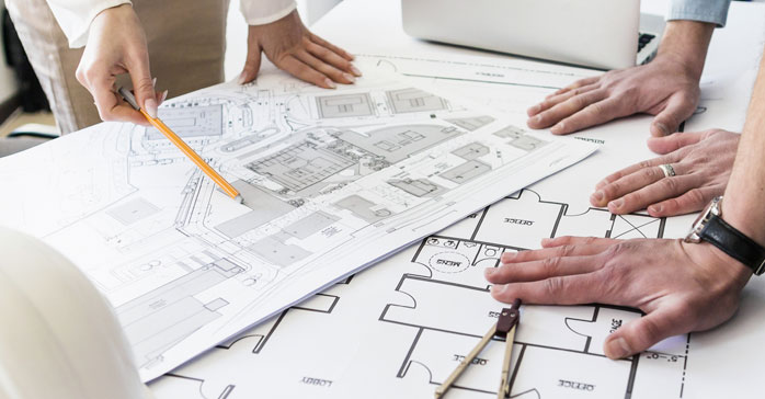 Oferta laboral: Arquitecto/a o estudiante avanzado de Arquitectura para estudio de arquitectura
