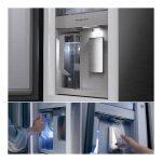 Flexibiliza tu estilo con la heladera Samsung Bespoke de 4 puertas Flex personalizable