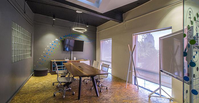 Oficinas Pondera / DIN interiorismo