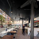 Cafetería Entrelímites / Romera y Ruiz Arquitectos
