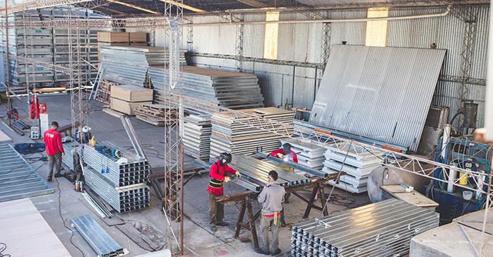 En el 2020 se aceleró el crecimiento de la construcción industrializada en el mundo