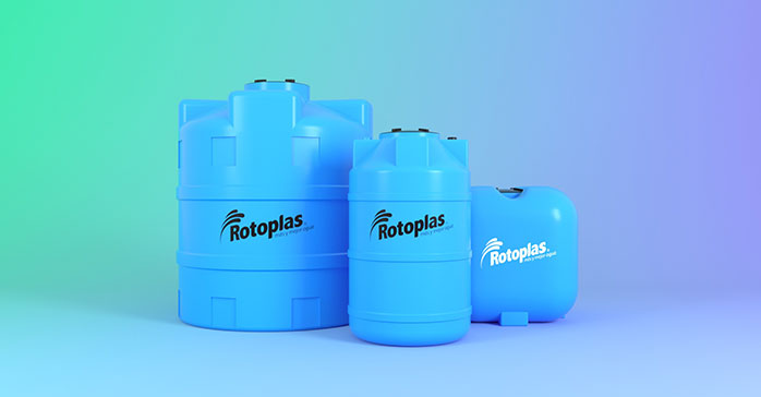 Práctica, liviana y especial para uso domiciliario: La nueva cisterna de 750 litros de Rotoplas