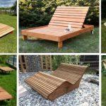 Todo lo nuevo en reposeras de madera
