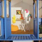 Cómo crear una casa estilo playa a partir del uso del color