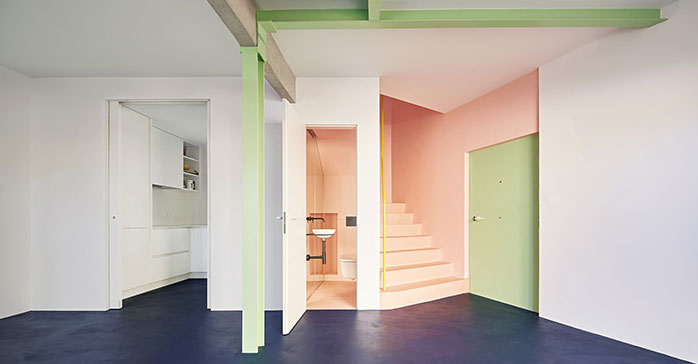 Casa Witiza / Beatriz Alés Atelier