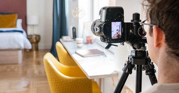Curso Introducción a la fotografía de interiores