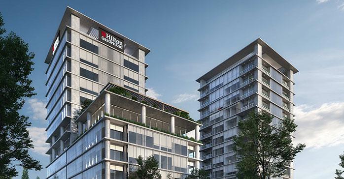 Hilton Garden Inn Buenos Aires Norte llega a Buenavista