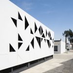 Tradición y alta tecnología en arquitectura escolar gracias a una espectacular fachada en HI-MACS®