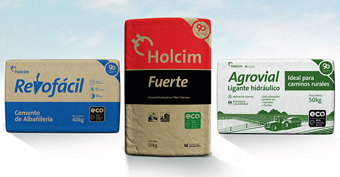 Holcim Argentina lanza las EcoEtiquetas en sus productos y soluciones