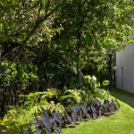 Diseño paisajistico Casa Tres Jardines / Daniel Gómez-Bilbao (Huatan)