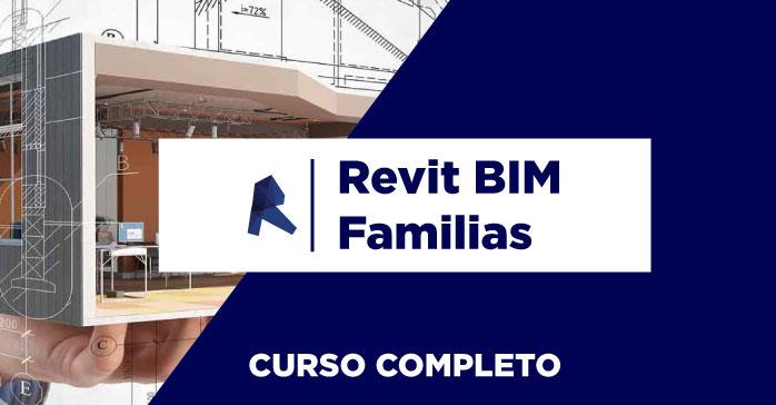 Curso de BIM Revit Familias