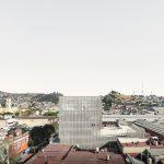 """La nueva infraestructura de uso mixto """"Estación San José"""", obra del estudio de arquitectura FRPO, se convierte en el nuevo polo cultural, económico y de actividad de Toluca, México"""