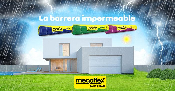 Megaflex renueva la imagen de sus soluciones