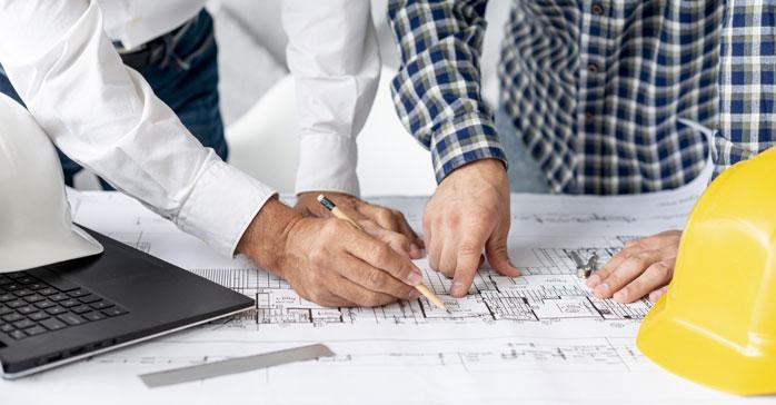 Oferta laboral: Estudiante de Arquitectura o MMO p/ Oficina Tecnica y Supervision de Obras