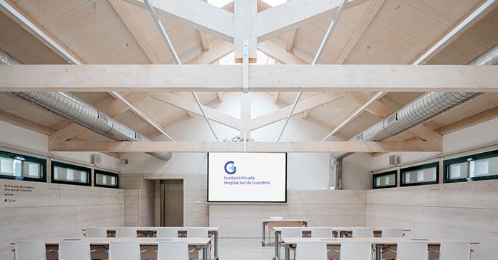 Rehabilitación Edificio del Coneixement / CPVA Arquitectes