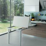 Sistemas de mesas para ahorrar espacio, sin perder confort y funcionalidad