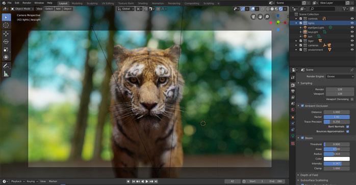 ¿Cuáles son los mejores atajos del software Blender?