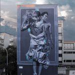Cuando arte callejero y ecología van de la mano