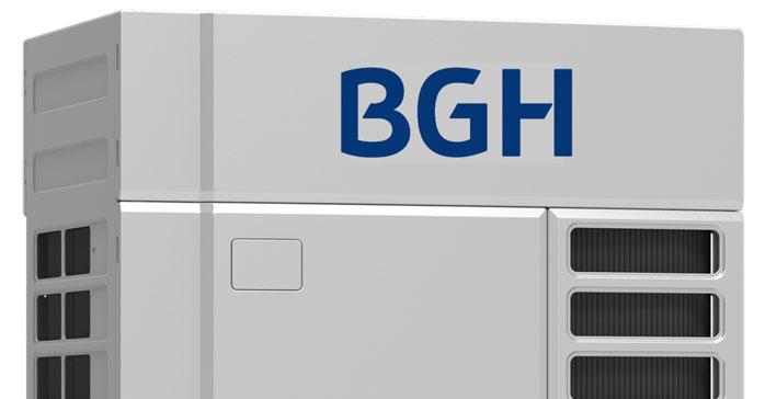BGH Eco Smart lanza su nuevo sistema VRF GMV de 6ta generación