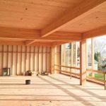 Construcción sustentable: ¿Por qué la madera es un material beneficioso para la salud?