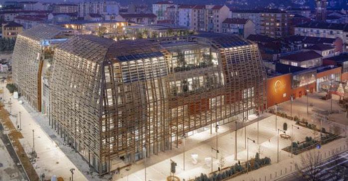 Nace Green Pea, un centro comercial sostenible