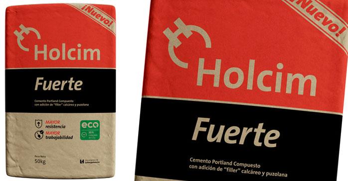 Holcim Fuerte se renueva en Buenos Aires, Región del Litoral y el NEA, con mayor resistencia y trabajabilidad