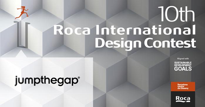 Roca lanza la décima edición de su concurso internacional de diseño, jumpthegap®