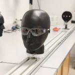 Libus reconvirtió el negocio familiar para la producción de mascarillas y protectores faciales