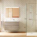 STORIA, el mueble de baño configurable, de Roca