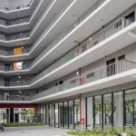Viviendas para la Villa Olímpica, edificios UG4-P2 y UG4-P3 / Martín Szydlowski + Edgardo Barone + Mariana Baulán