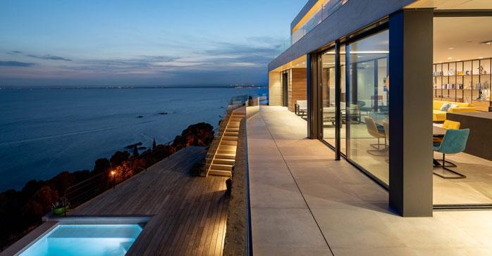 Casa frente al mar / Jaume Illan i Rosa Cullell